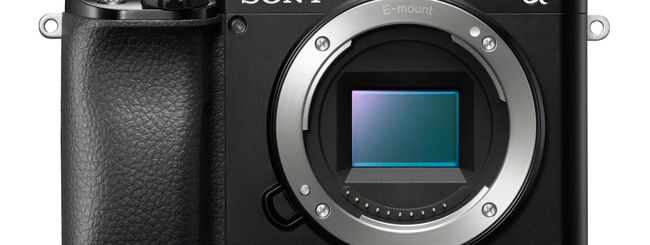 Sony lancia le nuove mirrorless APS-C