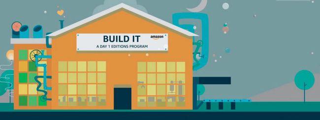 Amazon Build It: cos'è e come funziona