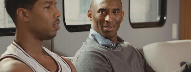 'Father Time' il nuovo spot Apple con Kobe Bryant