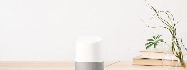 Google Home arriva in Germania e Australia