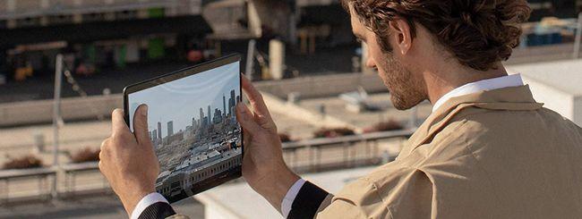 Microsoft Surface Pro X in sconto fino a 350 euro