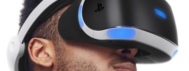 PlayStation VR 2, novità da un brevetto Sony