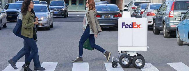 FedEx fa causa agli USA per la vicenda Huawei