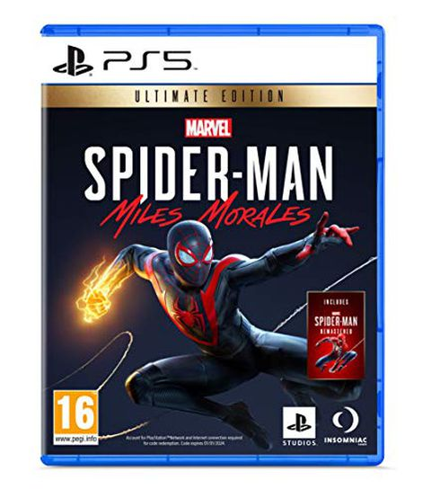 Spider-Man: Miles Morales Ultimate Edition (PS5)