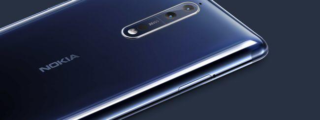 Nokia 8, 6, 5 e 3 verranno aggiornati ad Android P