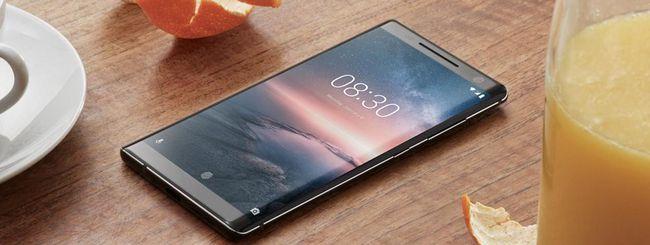 Nokia 8 Sirocco riceve Android 9 Pie
