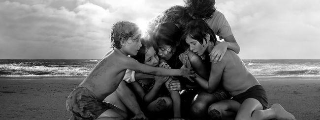 Netflix: tre Oscar per Roma, ma non è Miglior Film