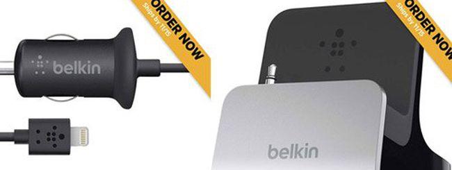 Lightning, primi accessori third party da Belkin