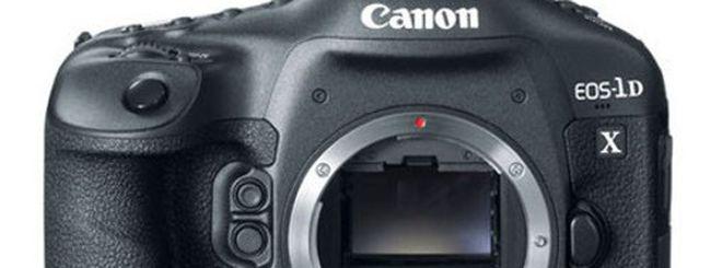Canon EOS 1D X rinviata di nuovo?
