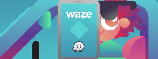 Waze aggiunge le scorciatoie di Siri