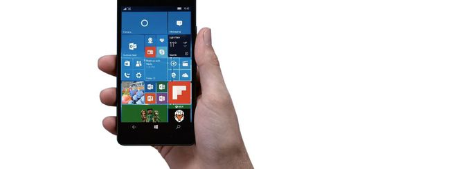 Windows 10 Mobile Configuration Update