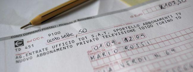 Canone Rai, sarà la Lotteria Italia a pagarlo