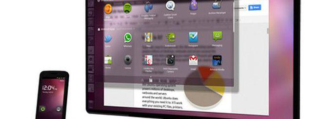 Ubuntu arriva su Android, annuncio al MWC 2012