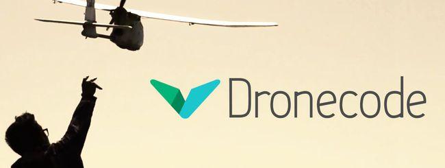 Dronecode, piattaforma open source per i droni