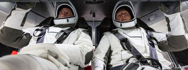 NASA e SpaceX, a maggio astronauti nello spazio
