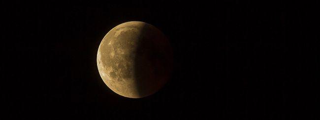 Video e immagini della faccia nascosta della Luna