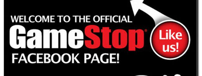 GameStop vende su Facebook