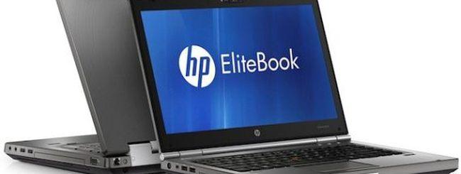 EliteBook 8460w, 8560w e 8760w: mobile workstation da HP