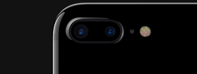 iPhone 7 Plus, fotocamera