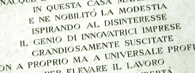La casa di Enrico Mattei, un'icona per il futuro