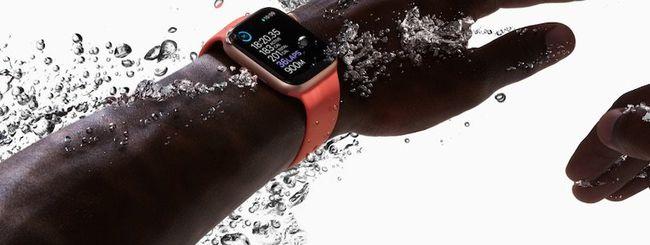 Apple Watch Series 6, migliorano prestazioni e resistenza all'acqua