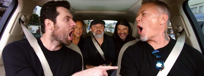 Carpool Karaoke: la serie in onda su Apple Music