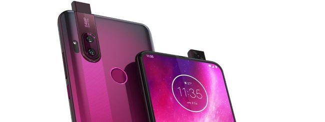 Motorola One Hyper, immagini ufficiali