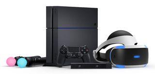 Sony annuncia il PlayStation VR