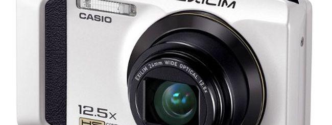 Casio EXILIM EX-ZR310, nuova compatta: specifiche