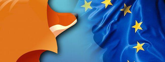 Cade IE, Firefox conquista l'Europa