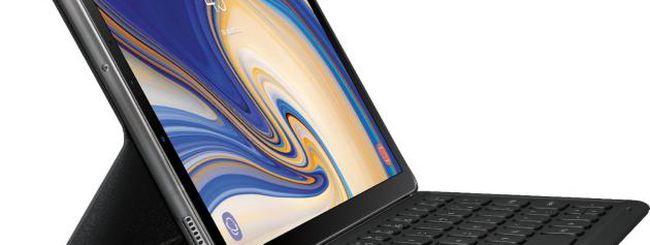Samsung Galaxy Tab S4, specifiche complete