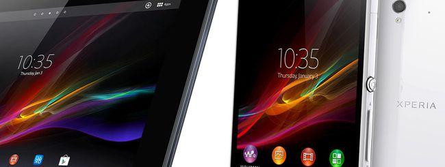 Android 4.4.4 KK su Xperia Z, ZL, ZR e Tablet Z