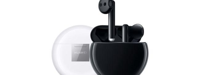 Huawei Freebuds 3 disponibili in Italia