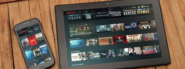 Netflix, come bloccare lo schermo su Android