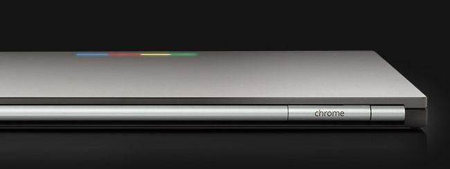 Chromebook Pixel, il laptop basato su Chrome OS