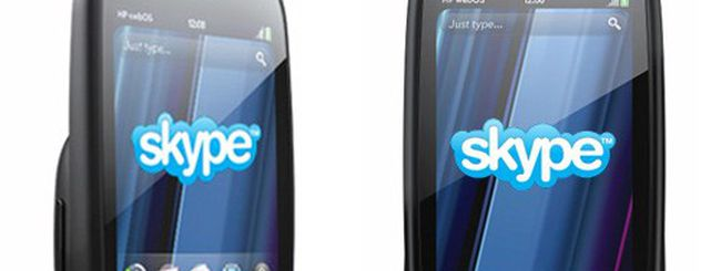 webOS: le immagini di Skype su Pre 3