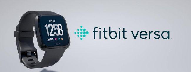 Versa è il nome del nuovo smartwatch di Fitbit
