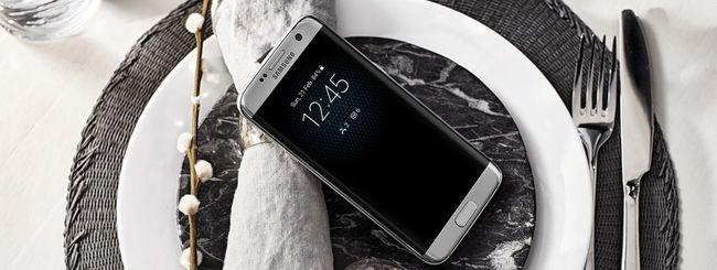 Samsung porta il software del Note 7 sul Galaxy S7