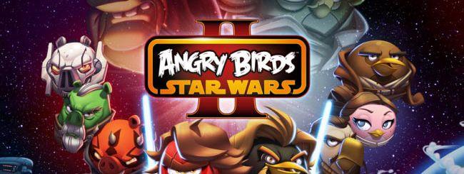 Angry Birds Star Wars II annunciato da Rovio