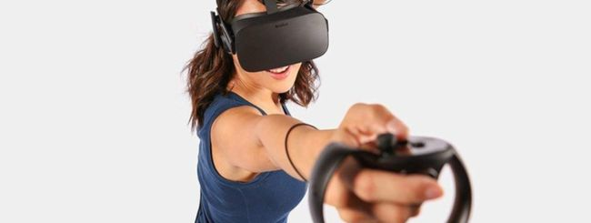 Black Friday, sconti su Oculus Rift e Go
