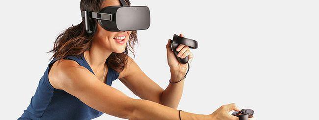 Oculus Rift riceve un sensibile taglio di prezzo