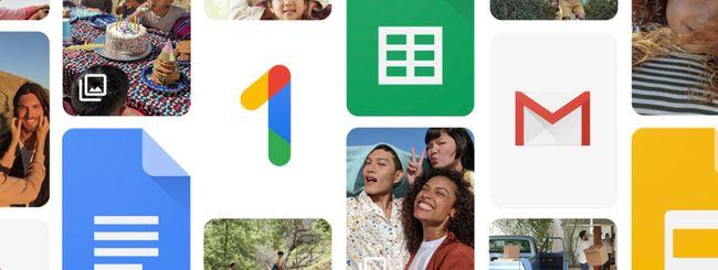 Google One, lo strumento gratuito di backup per iOS