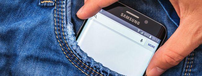 Samsung Galaxy X, smartphone pieghevole nel 2017
