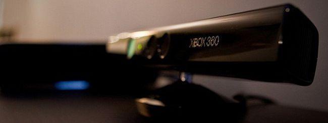 Kinect e il futuro: utenti siano attori nel gioco