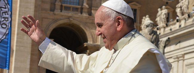 """Papa Francesco sull'AI: """"Sia al servizio dell'uomo"""""""