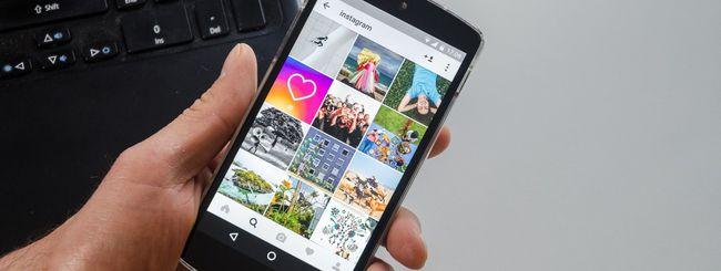 Instagram vieta meme collegati all'autolesionismo