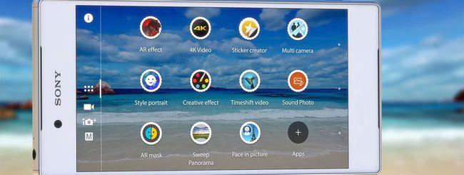 Android 6.0 Marshmallow sulla linea Sony Xperia