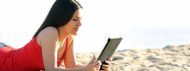 Gli ebook da portarsi in vacanza questa estate
