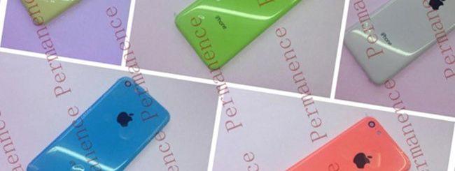 iPhone low cost: cover dalle nuove colorazioni