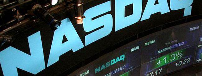 Nasdaq 100, meno Apple e più Microsoft